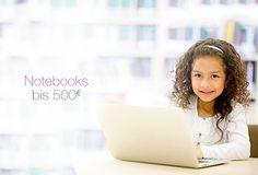 Notebooks bis 500 EUR
