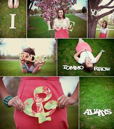 This is something I would definitely do for Lonny!! Anniversary Ideas : )