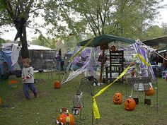 Halloween Decorations | ... little inspiration, check out these RV campground decorating ideas