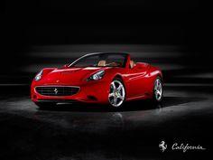 nice dream!!! Ferrari California ...