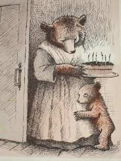 little bear maurice sendak - Google Search