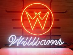 New Williams Pinball Arcade Real Glass Neon Light Game Room Beer Lager Bar Sign From Huangxiaxing, $94.27 | Dhgate.Com