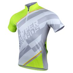 Loose fitting mountain jersey.  Custom