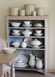 Ellie's Ironstone collection