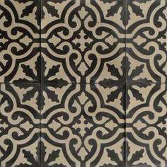Moroccan tiles - voltaire op 12 mm
