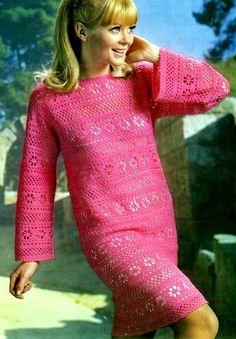 Винтажное настроение. Вязание, шестидесятые. Часть 1 - Ярмарка Мастеров - ручная работа, handmade