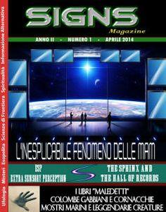 Online il nuovo numero di SIGNS Magazine: http://signs.orizzonteassoluto.info