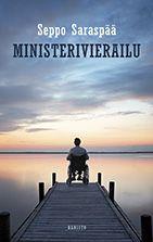 Tämä pitää lukea! Ivalolaiselta eräkirjailijalta Seppo Saraspäältä ilmestyy piakkoin pienoisromaani Ministerivierailu. #kirjat #Lappi #kaunokirjallisuus