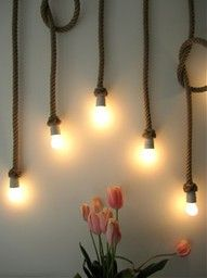 Whole new meaning to rope lights