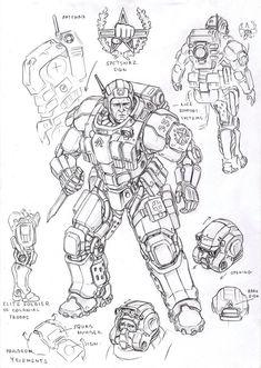 UC elite soldier1 by TugoDoomER on DeviantArt