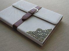 iPad mini Case, iPad mini Cover ,White case with pattened triangle / Diamond/ Rose / Butterfly via Etsy