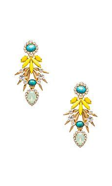 Turquoise Earrings | Elizabeth Cole
