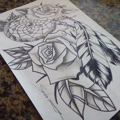 Monster Tattoo, Tattoos, Flowers, Tatuajes, Tattoo, Japanese Tattoos, Tattoo Illustration, Royal Icing Flowers, Flower
