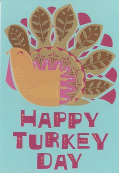 Hallmark Thanksgiving Card