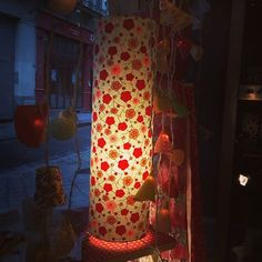 Papiers japonais lampe décoration- Mon univers papier