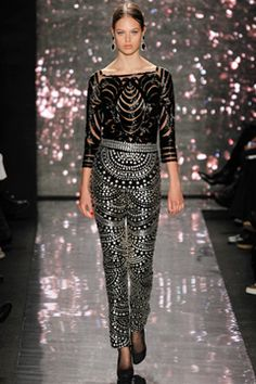 Naeem Khan Fall 2012 Ready-to-Wear Collection