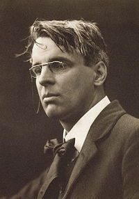 """W B Yeats """"A thing of beauty is a joy forever. It's loveliness increases. It will never ...pass away into nothingness"""