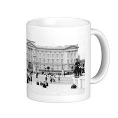 Buckingham Palace Coffee Mugs