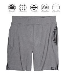 The Everything Shorts, do it all in one pair of shorts. Functional Workouts, Everyday Outfits, Workout Shorts, Everything, All In One, Athlete, Pairs, Urban, Mens Fashion