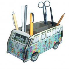 Stiftebox VW Bus Eva Maria Nitsche