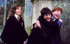 Harry Potter movies: Emma Watson, Rupert Grint, Daniel Radcliffe... a walk down memory lane #HarryPotter