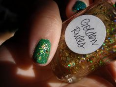 Golden Rules over CND Green Scene #546