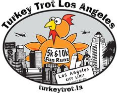 The Turkey returns to Downtown Los Angeles on Thanksgiving morning. Downtown – Get Ready. First 4,000 Participants receive TTLA Soft Cotton Boxer Shorts. Cotton t-shirts for everyone thereafter. Widdle Wobble youth receive a TTLA T-Shirt. ALL participants receive a Finisher Medal. Stylin' Cotton Shirts for Sale. Welcome to Los Angeles' only road race on Thanksgiving Day! The 3rd annual event features both a 10k and a 5k course on the historic streets of Downtown LA; a...