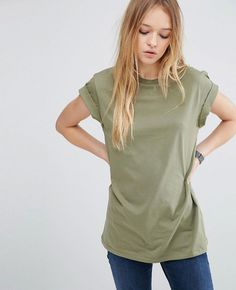 df7f7a5e73d16e Discover basic tops at ASOS. From jersey tops, t-shirts & essentials with  ASOS.