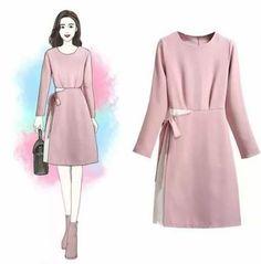 Ideas Fashion Casual Sketsa For 2019 Source by dress sketches Asian Fashion, Hijab Fashion, Trendy Fashion, Fashion Art, Girl Fashion, Fashion Dresses, Womens Fashion, Fashion Design Drawings, Fashion Sketches