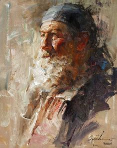 The official website of Zhiwei Tu (OPA Master) Fine Art. Oil Portrait, Abstract Portrait, Figure Painting, Painting & Drawing, Oeuvre D'art, Art Oil, Figurative Art, Painting Inspiration, Les Oeuvres