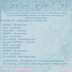 NEW Wedding Cardio + Wedding Workout Playlist! | ToneItUp.com