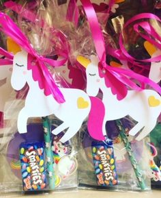 Eenhoorn Unicorn Compleet Birthday Treats, Unicorn Birthday Parties, 8th Birthday, Unicorn Party, Monster High Party, Bday Girl, Party Bags, Party Time, Art For Kids
