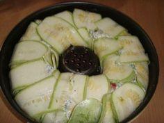 Cea mai bună mâncare din dovlecei, excelentă pentru toată familia! - Bucatarul Romanian Food, Dessert Recipes, Desserts, Cucumber, Zucchini, Good Food, Cooking Recipes, Tasty, Food And Drink
