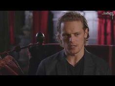 Outlander   Interviews ~ Sam Heughan on Jamie's Journey in Season 3 - YouTube
