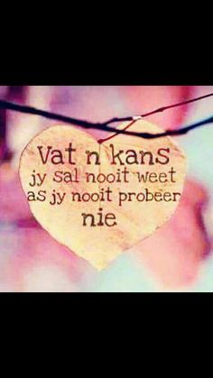 Afrikaanse Quotes, South Africa, Favorite Quotes, Short Hair, Card Ideas, Organize, Pictures, Inspiration, Photos
