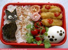 cute kawaii stuff - Epicute: Kitty Love Bento