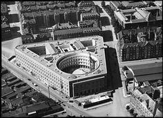 Copenhagen Police Headquarters, Hack Kampmann, 1922