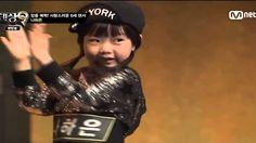 i love the way she dance..댄싱 9 시즌2귀요미