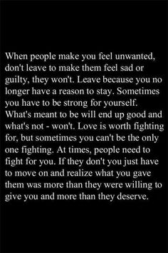 CLEAN.AF Quotes About Moving On
