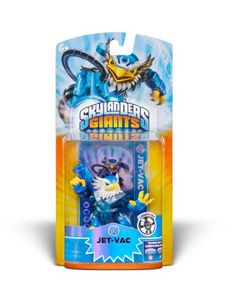 Activision Skylanders Giants Lightcore Single Character Jet-Vac Amazing Discounts Your #1 Source for Video Games, Consoles & Accessories! Multicitygames.com Click On Pins For More Info!