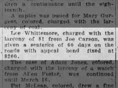 Mar 16,1915 Asheville Gazette-News, Lee Whittemore
