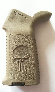 Magpul Moe Pistol Grip Punisher FDE Ergo Blackhawk | eBay