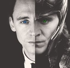Is Tom Loki, Or Loki is Tom? We'll never know!