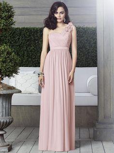 Dessy Collection Style 2909 http://www.dessy.com/dresses/bridesmaid/2909/?color=ivory&colorid=114#.Uxzi6VLD_IU  (Elegant Bridals - Blush)