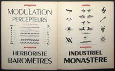 1937 A M Cassandre Peignot Type