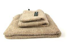 Vita Towel, Beige