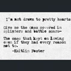 #ShareIG Splintered Hearts. _______________________________________