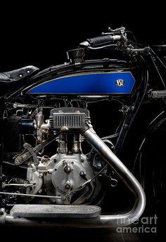 Nsu 501 T Engine Photograph