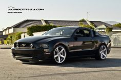 "2014 5.0 mustang | 20"" STR 607 Silver **DEEP Concave** on 2014 Ford Mustang GT 5.0"