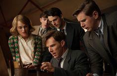 Benedict Cumberbatch drama 'The Imitation Game' wins People's Choice Award at Toronto festival